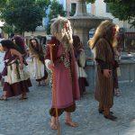XIVème Semaine de Théâtre Antique de Vaison-la-Romaine : La parade des bacchantes